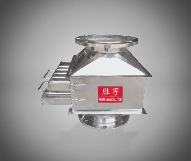 永磁抽屉式除铁器(微粉)